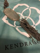 Kendra Scott Rayne Necklace, Mother-of-Pearl