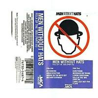 Folk of the 80's (Part III) by Men Without Hats (Cassette) SEALED
