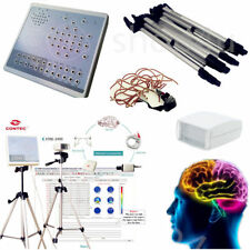 EEG machine KT88-2400 Digital 24-Channel EEG and Mapping System+2 Tripods PC SW