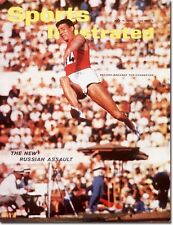 July 16, 1962 Igor Ter-Ovanesyan Track and Field SPORTS ILLUSTRATED NO LABEL A
