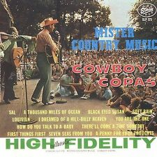 Cowboy Copas- Mister Country Music (Starday 175 NEW CD)