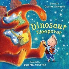 Dinosaur Sleepover, Pamela Duncan Edwards | Paperback Book | Very Good | 9780330