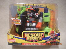Rescue Heroes  Dual Tool Team Billy BlazesNew in Box!