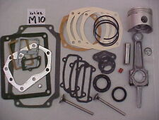 Master Kohler M10 ENGINE REBUILD KIT 10HP M10 w/valves (w/correct gasket set)