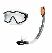 INTEX EXPLORER SWIM SWIMMING POOL LAKE MASK SNORKEL DIVING GOGGLES SET 55961