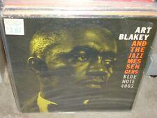 ART BLAKEY & jazz messengers / moanin ( jazz ) blue note 4003 mono RVG & EAR