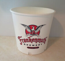 Vintage Frankenmuth Brewery Ice Bucket Cooler Brew Tub USA Carling Geyer Beer MI