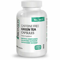 Bronson Green Tea Extract Boost Metabolism & Weight Loss 500mg, 100 Capsules