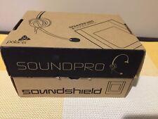 Polaris Soundshield 4G and Soundpro Wideband Voice Tube Mono Headset (810V)