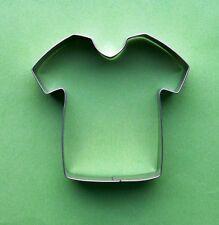 T-shirt Sport Wear Jersey Fondant Baking Biscuit Stainless Steel Cookie Cutter
