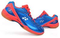 Yonex Unisex Badminton Shoes Power Cushion 65 WIDE Blue Racquet SHB-65WEX NWT