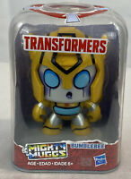 Hasbro Marvel Mighty Muggs: Robot Transformers Bumblebee Action Figure