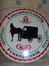 "CONESTOGA CRAFTS Hex Sign, 15"" Lancaster County"