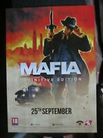 Mafia Definitive Edition: A2 Poster