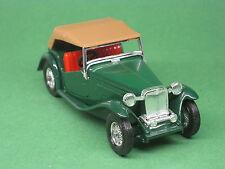 Y-8 mg TC verde oscuro 1945 Matchbox models of Yesteryear fabricado en Inglaterra Moy