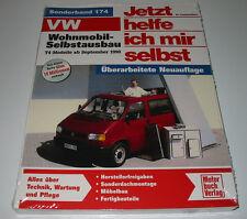 VW Camping Bus T 4 selbstgebaut ab 1990 Handbuch Jetzt helfe ich mir selbst NEU!