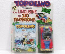 """TOPOLINO """"La limousine di Zio Paperone"""" unica uscita n°2436 c/fumetto"""