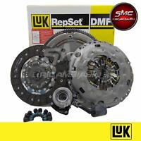 FOR FORD MONDEO 2.0 TDCI MKIV MK4 NEW LUK DUAL MASS FLYWHEEL AND CLUTCH, 2007 ON