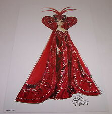 Queen of Hearts Barbie Doll Bob Mackie 7th in Series NRFB Vintage