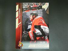 2015-16 Upper Deck UD Midnight #136 Kyle Turris Ottawa Senators / 25