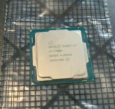 Intel Core i7-7700K 4.20GHz Quad-Core CPU