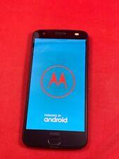 New listing Motorola Moto Z2 Force 2nd 64Gb Black Verizon Unlock Xt1789-01 Sbi Light Burn