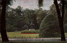 Berlin AK ~ 1910 au Tiergarten Verlag Heiermann Lot les Amazone Statue Park