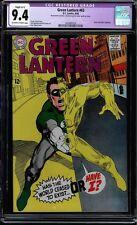 GREEN LANTERN #63 CGC 9.4 OWW RESTORED SLIGHT (A-1) CGC #1420697002