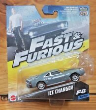 Mattel Fast & Furious 2017 23/32 (DODGE) ICE CHARGER 1:55 (A+/A)