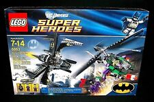 LEGO DC Universe Super Heroes BATWING BATTLE OVER GOTHAM CITY 6863 Batman Joker
