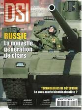 DSI N° 117 / RUSSIE LA NOUVELLE GENERATION DE CHARS - LE SOUS-MARIN OBSOLETE ?