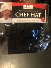 Ritz Kitchen Wears Chef Hat One Size Fits All