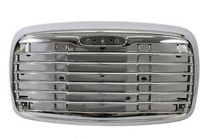 Fit Freightliner Columbia Grill Grille Chrome w/Bug Screen 2000-2008 A1715251002