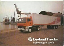 Commercial Lorry & Truck Manuals & Literature