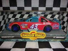1972 Richard Petty #43 STP American Muscle 1:18 Scale 25th Anniversary