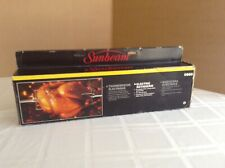 Sunbeam Electric Rotisserie For BBQ Grill Model 0989 New In Box