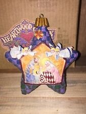 JIM SHORE Nativity Star Christmas Ornament