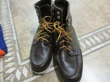 Vtg Sebago Shoes Sz 9 Men Work Running Hunting Usa