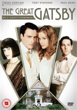 Toby Stephens, Paul Rudd-Great Gatsby DVD NEW