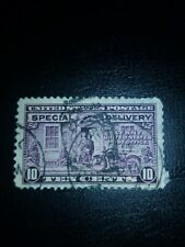 US Sc# E15 10c Special Delivery USED Stamp Great Find - # 1422