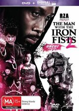The Man With The Iron Fists 2 : NEW DVD