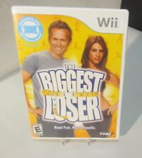 The Biggest Loser Video Game for Nintendo Wii System, Original 2009 Version