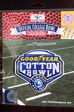 NCAA College Football Cotton Bowl Patch 2015/16 #2 Alabama #3 Michigan State
