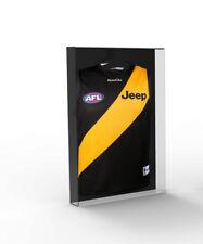 Richmond Tigers AFL Premiers 2017 Jumper Shirt Perspex Display Case Framed