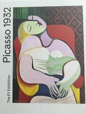 PICASSO 1932 - LOVE FAME TRAGEDY - THE EY EXHIBITION - SEALED HARDBACK BOOK