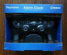 Sony PlayStation Controller Alarm Clock by Paladone (Brand New)