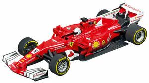 CARRERA Evolution Ferrari SF70H S.Vettel No.5 Auto Formel 1 Car Vettel Neu