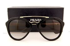 Brand New Prada Sunglasses 12Q 12QS 1AB 0A7 Black for Women