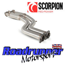 Scorpion M3 E46 Decats Stainless Steel Exhaust Removes Cats De-cat Pipe SBMC050