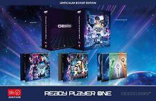 Ready Player One 4K+3D+2D Blu-ray SteelBook HDZeta Exclusive Box Set -  PREORDER